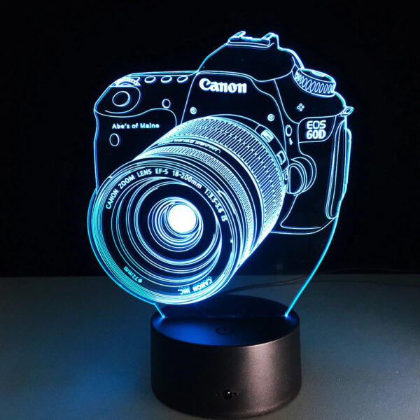 Lampada a Led Canon