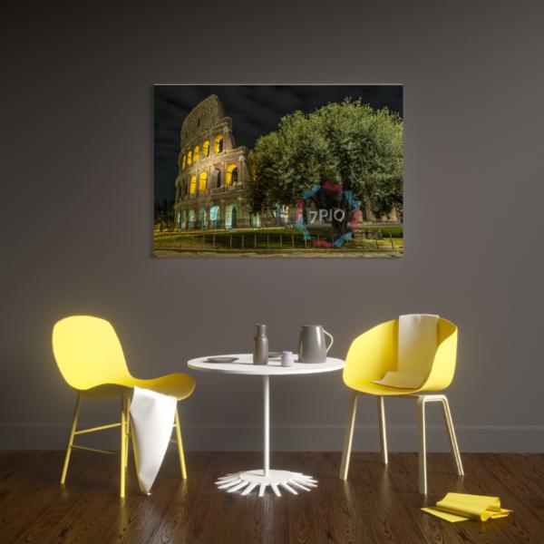 Fotoquadro Colosseo Alberto