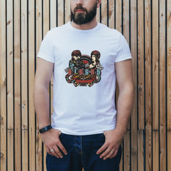 T-Shirt Bikers