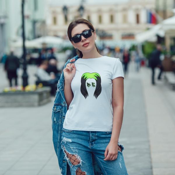 T-Shirt Billie Eilish – G. Caviglia